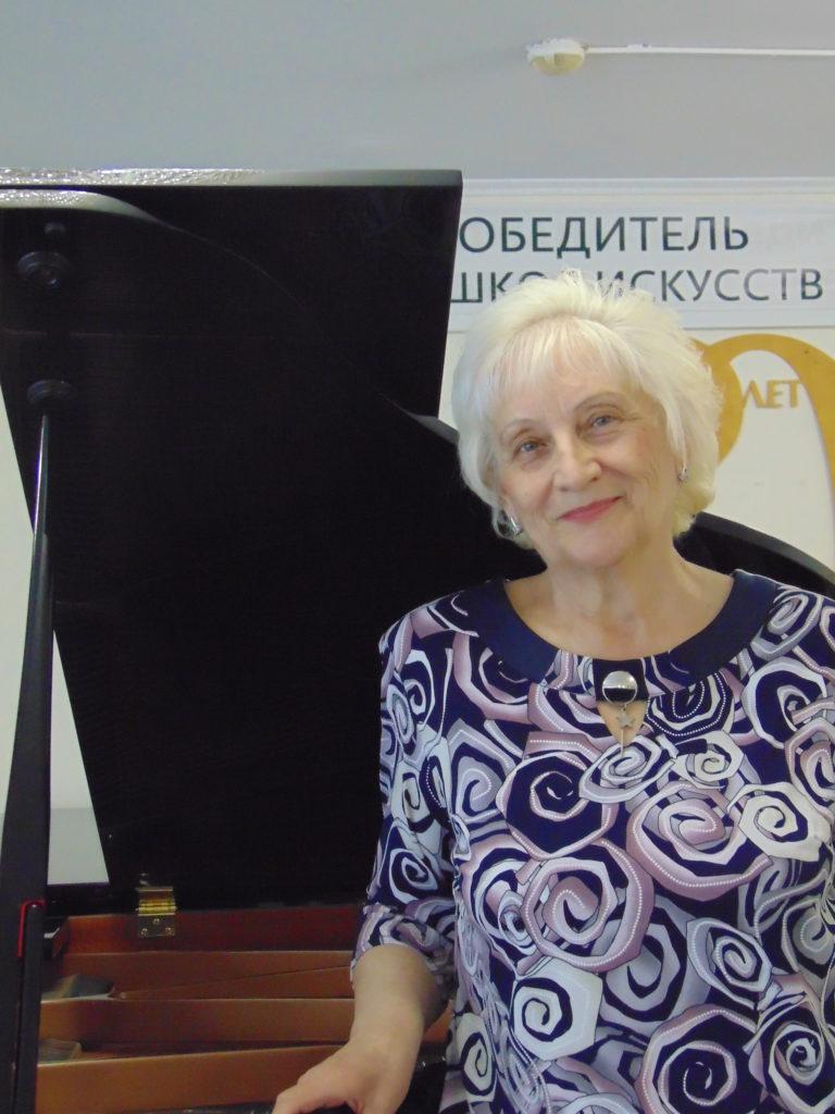 Мельник Галина Григорьевна